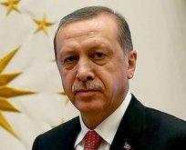 Erdoğandan şehit Verdinin ailesine taziye telgrafı