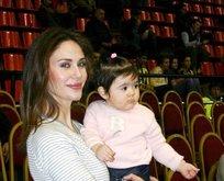 Demet Şener'in kızı İrem Kutluay annesinin mini bir kopyası