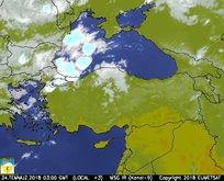 Meteorolojiden İstanbula son dakika uyarısı