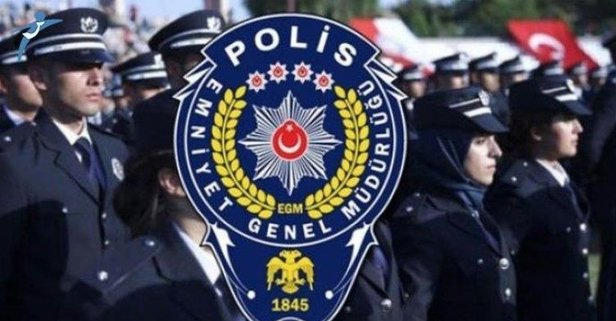 PMYO 2500 Kadın/Erkek Polis alımı yapacak