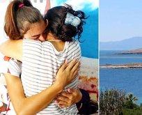 Tekne kazasından kurtulan Sude Naz yaşadığı kâbusu anlattı