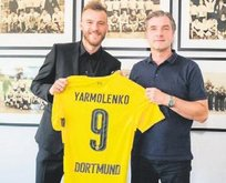 Andrey Yarmolenko Dortmund'a imza attı