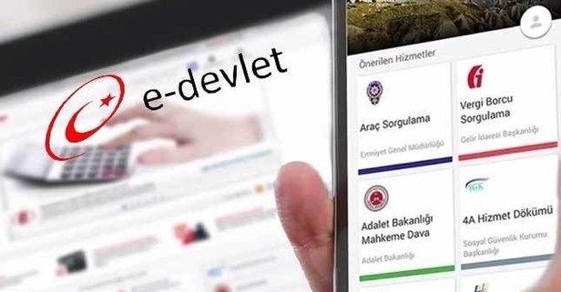 e-Devletten 5 yeni hizmet
