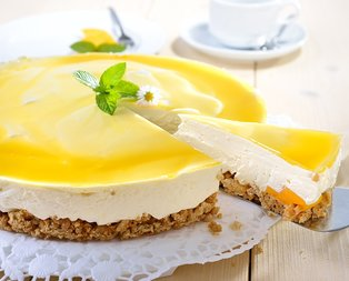 Cheesecake nasıl yapılır? Pratik ve lezzetli Masterchef cheesecake tarifi!