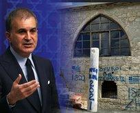 AK Parti'den camiye yapılan saldırıya karşı sert açıklama