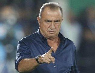 Galatasaray'da Fatih Terim 5 mevki için düğmeye bastı!