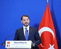 Bakan Berat Albayrak: Türkiyenin Akdenizde gaz bulmasından korkuyorlar