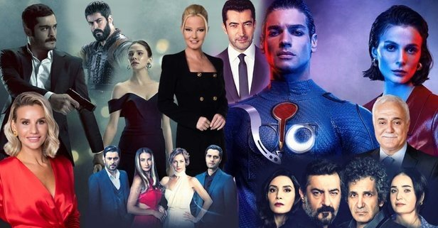 Son 5 yılın en çok izlenen kanalı ATV yine fark attı!