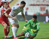 Hatayspor Antalyaspor'u ezdi geçti