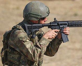 Cumhurbaşkanı Erdoğanın korumalarına yeni yerli silah
