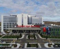 Bir şehir hastanesi daha hizmete açıldı