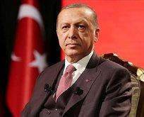 Başkan Erdoğan 19.07'de paylaştı