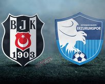 Beşiktaş - BB Erzurumspor maçı ne zaman?