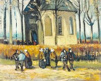 Van Gogh'un eserleri mafyada çıktı