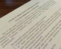 Koronavirüste 14 gün kuralına uymayana hapis cezası