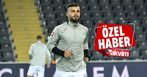 Beşiktaş'ın hedefinde Konyaspor'un stoperi var