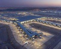 İstanbul Havalimanı dünya ikincisi