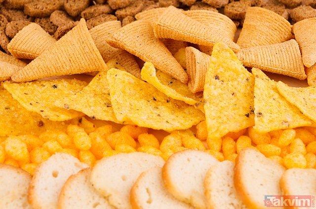 Kansere sebep olan yiyecekler açıklandı! İşte kanser sebebi 14 besin
