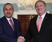 Türkiye ve ABD arasında kritik görüşme