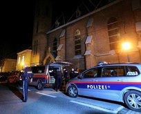 Kiliseye saldırı: 15 yaralı