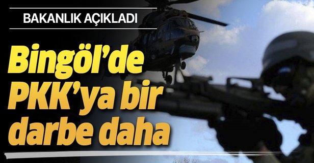 PKK'ya büyük darbe! Etkisiz hale getirildiler