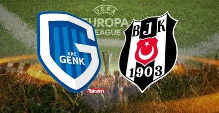Genk - Beşiktaş maçı hangi kanalda, şifreli mi? UEFA Avrupa Ligi Genk BJK maçı saat kaçta, ne zaman?