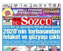 Sözcü'nün skandal 'Ayasofya' manşetine inceleme