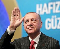Başkan Erdoğan'dan Tatar'a kutlama mektubu