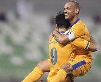 Wesley Sneijder, Galatasaray'a mı dönüyor?