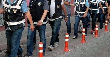 Elazığ'da FETÖ operasyonu: 17 şüpheli gözaltına alındı