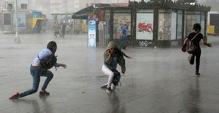 Son dakika: Meteoroloji'den İstanbul'da 2 günlük uyarı