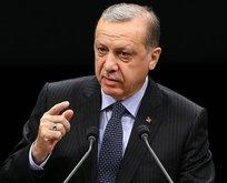 Erdoğan'dan Kızılcahamam Kampı'nda önemli açıklamalar