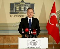 Vali açıkladı: İstanbul'da sayı 150 bin 186