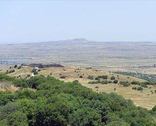AK Parti'den Trump'ın 'Golan Tepeleri' açıklamasına tepki