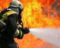 Bahçelievler'de yangın: 2 kişi hayatını kaybetti!