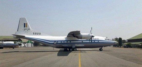 Myanmar'da 108 yolcu ve 14 kişilik mürettebatı taşıyan askeri uçak Andaman Denizi açıklarında düştü. Düşen uçakta 90 kişinin cesedine ve uçağın enkazına ulaşıldı