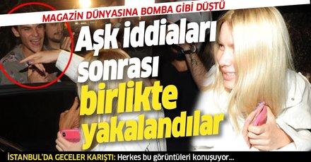 Aleyna Tilki, Dilan Gerede Erkaya ile aşk dedikodularına bakın ne yanıt verdi