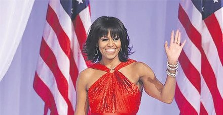 Michelle Obama, Melania Trump'ı geçti