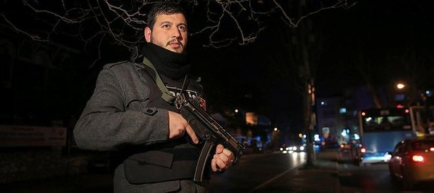 İstanbul'da 5 bin polisle dev operasyon!