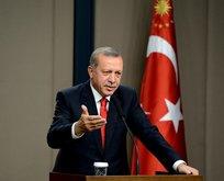 Cumhurbaşkanı Erdoğandan 24 Kasım mesajı