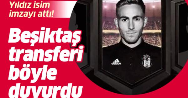 Son dakika: Tyler Boyd resmen Beşiktaş'ta