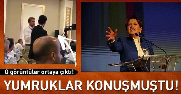 İşte İYİ Parti'de olayları başlatan konuşma