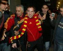 Ülkesinde açıkladılar! Ribery 14 yıl sonra Galatasaray'a...