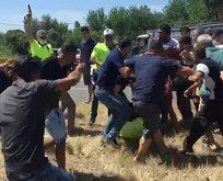 'Polise kalkan eller' tutuklandı!