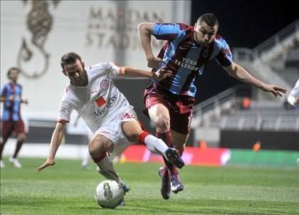 Antalyaspor-Trabzonspor