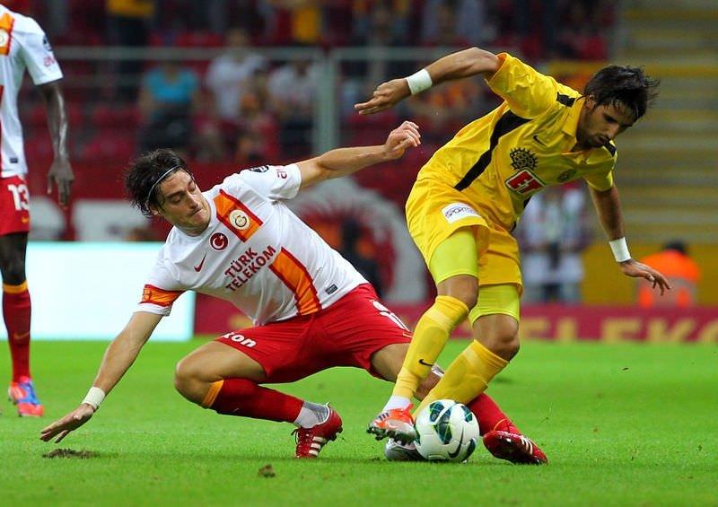 Galatasaray-Eskişehirspor: 1-1