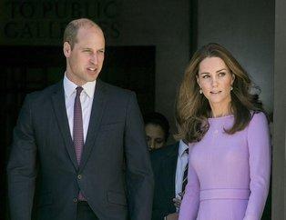 Kate Middleton kocası Prens Williamı kendisine benzetti!