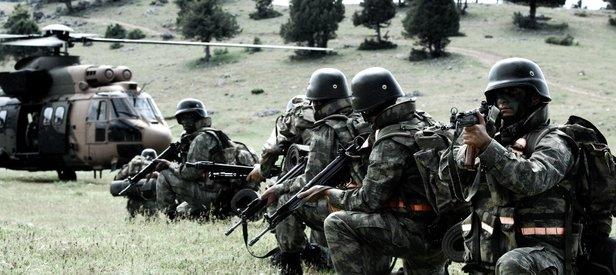 Yüksekovada hain tuzak: 17 asker yaralı