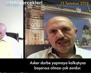 FETÖcü Kerim Balcıdan takiyyenin kralı!