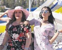 İranlı turistler aşureye geldi
